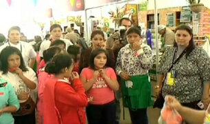Niños del Puericultorio Pérez Aranibar visitaron Mistura