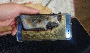Samsung suspende venta de galaxy note 7 por incidentes