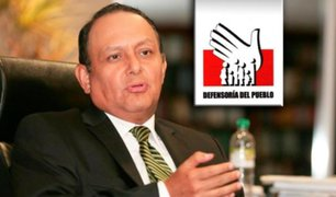 Congreso eligió a Walter Gutiérrez como nuevo Defensor del Pueblo