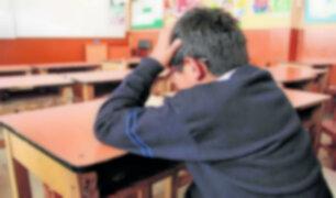 Bolivia: profesor golpea con correa a alumno