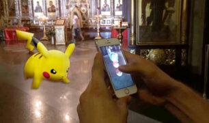 Rusia: Un youtuber es detenido por jugar a Pokémon Go en una iglesia