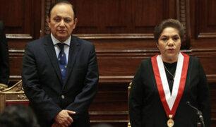 Walter Gutiérrez juró como nuevo Defensor del Pueblo