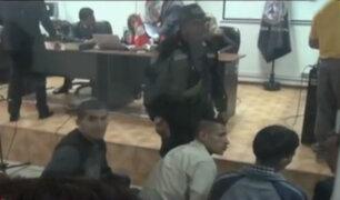 La Parada: inician juicio oral contra sujetos que causaron disturbios