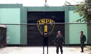 Anuncian que sistema penitenciario será declarado en emergencia
