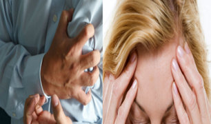 Atención: consejos para prevenir un infarto o derrame cerebral