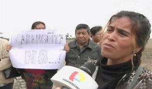VMT: vecinos se oponen a construcción de centro de reclusión para menores