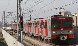Construirán trenes en Lima Norte y Lima Centro