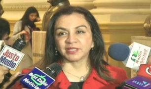 Diversas reacciones generó pedido de facultades legislativas