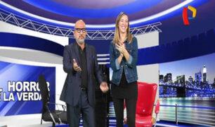 Joanna Boloña y su divertida presentación en Paren esta vaina