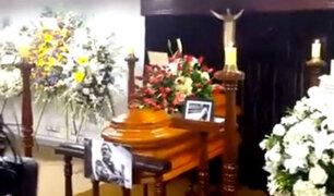 Ricky Tosso: amigos y familiares le dan el último adiós en el Museo de la Nación