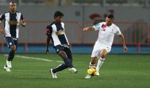 Alianza Lima cayó 3-0 ante San Martín por la Liguilla B