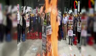Corea del Sur: protestan por pruebas nucleares