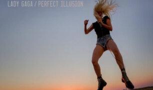 """Perfect Illusion"": Lady Gaga presentó nuevo tema"