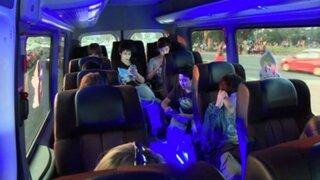 La Pokeneta, el autobús que recorre Montevideo cazando pokemones