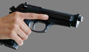 Trujillo: niña muere tras recibir disparo de su hermano