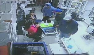 San Luis: asaltan peluquería y se llevan 10 mil soles