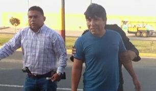 Chimbote: Intervienen a presunto pedófilo con menor de 12 años en su vehículo