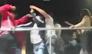 Bolivia: 10 personas heridas tras pelea de box