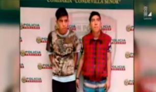 Independencia: gemelos son acusados de violar a una menor de 14 años