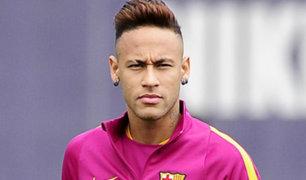 Neymar se lanzará oficialmente como cantante