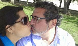 Ricky Tosso: viuda lo despide con sentido mensaje en redes