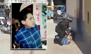 Chiclayo: Capturan a peligroso raquetero en operativo policial