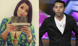 Paula Arias y Abel Lobatón terminaron su relación