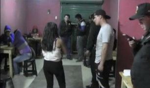 Cajamarca: adolescente era obligada a trabajar en prostíbulo