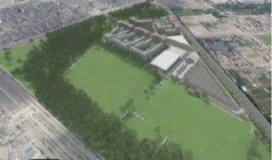 No se han iniciado las obras de la Villa Deportiva