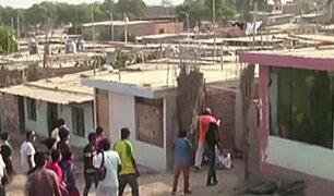 Piura: pobladores atacan vivienda del hermano de un presunto asesino