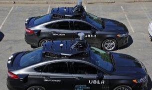 EEUU: Uber pone a rodar sus primeros taxis sin conductores