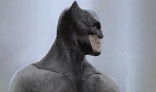"""Así luce Batman en la nueva película de """"La Liga de la Justicia"""""""