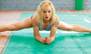 Valentina Shevchenko derrocha sensualidad en sesión para conocida revista [FOTOS y VIDEO]