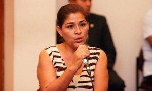 Nancy Obregón recuperó su libertad por exceso de carcelería