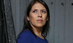 Yeni Vilcatoma se suma a comisión Madre Mía que investiga a Ollanta Humala