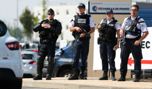 Francia: falsa alarma terrorista provocó gran despliegue policial