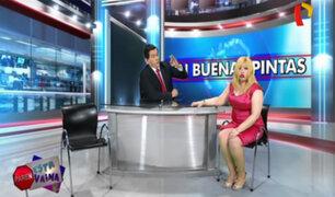 Paren esta vaina: 'doble' de Susy Díaz y sus hilarantes revelaciones