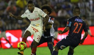 Alianza Lima y Universitario empataron 1-1 en el clásico del fútbol peruano
