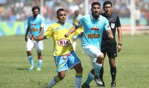 Sporting Cristal venció 2-1 a La Bocana y continúa líder