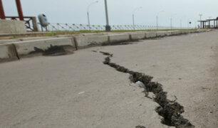 San Miguel: inician trabajos para reparar zona de malecón Costanera