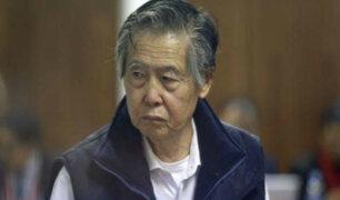 Pueblo Libre: Alberto Fujimori vuelve a ser internado