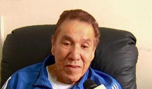 'Gordo Casaretto' pide pensión de gracia