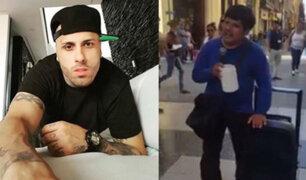 Invidente peruano pide a Nicky Jam cumplir con su promesa