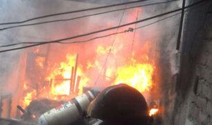La Libertad: agricultor pierde 100 mil soles en incendio