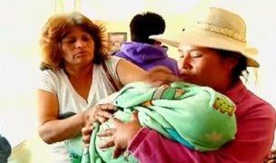 Arequipa: madres de bebés cambiados recibirán terapia psicológica