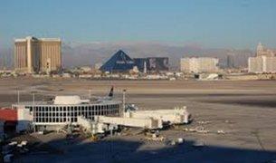 EEUU: se registró tiroteo en aeropuerto de Las Vegas