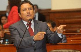 Congresista Elías Rodríguez plagió cinco proyectos de ley