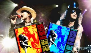 "Guns N' Roses: a 25 años del álbum doble ""Use Your illusion"""