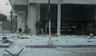 Sendero Luminoso: cobardes atentados contra entidades bancarias en los años 90