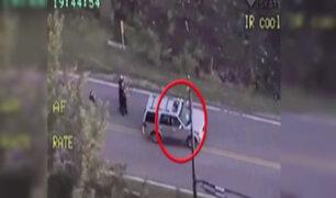 EEUU: policías abaten a afroamericano desarmado
